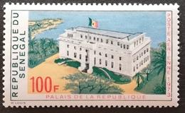 Senegal  1973 Palace Of The Republic - Senegal (1960-...)