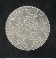 2.5 Dirhams Maroc / Morocco 1882 - Morocco