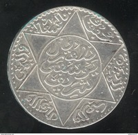 5 Dirhams Maroc / Morocco 1913 - Morocco