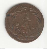 1/4 Real Mexique / Mexico 1834 - Mexico - Mexico