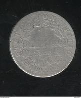 1 Lire Vatican 1866 - Vatikan