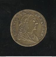 Jeton De Nuremberg - Louis XVI - Christian Reichs - TTB+ - Allemagne