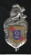 Insigne 2ème Légion De Gendarmerie Des FFA - Arthus Bertrand - Police