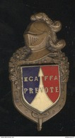 Insigne Prévoté Du 2ème Corps D'Armée Gendarmerie FFA - Drago Rue Olivier Metra - Police & Gendarmerie