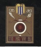 Insigne Garde Du Vietnam Sud - Gendarmerie En Indochine - Drago Olivier Metra Déposé - Police