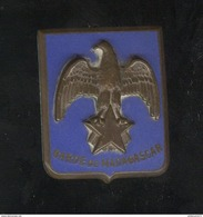 Insigne Garde De Madagascar - Gendarmerie - Arthus Bertrand Paris - Police