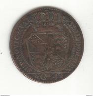 4 Krezer Suisse Canton De Neuchatel 1800 TTB - Suisse