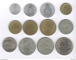 Lot De 12 Monnaies Tunisie - TTB à TTB+ - Tunisia