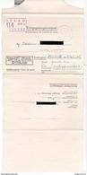 Courrier D'Officier Français Prisonnier Oflag XVII A  - Edelbach Autriche - 1944 - Documents