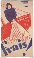 Livret Publicitaire Alimentation Bouillin - Chalon Sur Saône - Livre De Recettes - 10 Pages - Très Bon état - Reclame