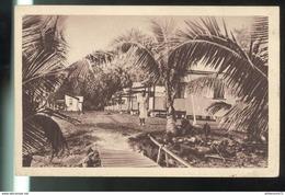 CPA Fidji - Village De Lépreux à Makogaï - Non Circulée - Fidji