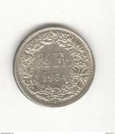 1/2 Franc Suisse / Switzerland 1964 TTB+ - Suisse