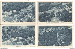 Lot De 12 CPA Aériennes De L'Expo Coloniale De Paris 1931 - Aéro-Photo - Très Bon état - Mostre