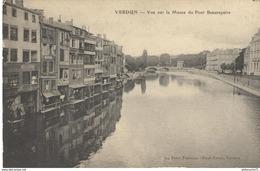 CPA  Verdun - Vue Sur La Meuse Du Pont Beaurepaire -   Circulée 1912 - Verdun