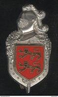 Insigne Gendarmerie Normandie - Delsart - Très Bon état - Police