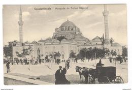 CPA - Constantinople - Mosquée Du Sultan Bayazid - Non Circulée - Turchia