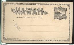 Entier Postal 2 Cents - Hawaï - Postales