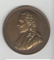 Médaille Antoine Jean Baptiste Robert Auget De Montyon - Prix De Vertu - Attribuée 1919 - Professionnels / De Société
