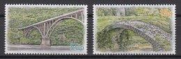ABKHAZIA 2018 EUROPA CEPT.BRIDGES.set 2 Stamps.MNH - 2018