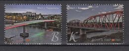TRANSNISTRIA PMR 2018 EUROPA CEPT.BRIDGES.set 2 Stamps.MNH - 2018