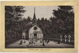 CPA DE CLICHY  (SEINE SAINT DENIS)  NOTRE-DAME DES ANGES - Clichy Sous Bois