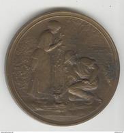 Médaille Horticulture 50 Mm - Non Attribuée - Professionnels / De Société