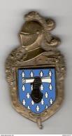 Insigne Ecole De Gendarmerie - Drago Paris Nice 25 Rue Béranger - Très Bon état - Police