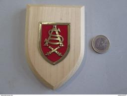Plaque Régimentaire Artillerie Schule - Militaria