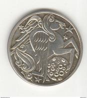 Médaille US Wings Of Pegasus 22 June 1969 - Armstrong Aldrin Collins - 1er Pas Sur La Lune - Sup - USA
