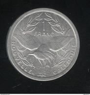 1 Franc Nouvelle Calédonie  1977 - TTB+ - Nouvelle-Calédonie