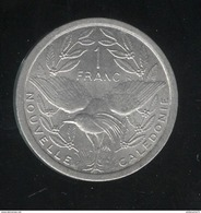1 Franc Nouvelle Calédonie  1977 - TTB+ - Nuova Caledonia