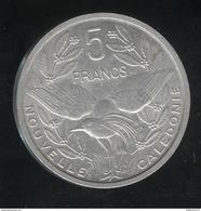 5 Francs Nouvelle Calédonie  1952 - TTB+ - Nouvelle-Calédonie