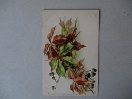 FEUILLES ET FRUITS  RAPHAEL TUCK & FILS  SERIE 1.  N° 4. - Blumen