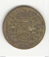 Jeton Maire De Dijon Joly 1667 - TTB - Royal / Of Nobility