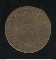 Jeton De Nuremberg - Louis XIV - Iohann Weidin - TTB - Germany