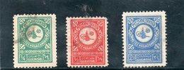 SAUDI ARABIEN 1932 O - Saudi-Arabien
