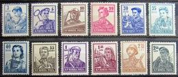 ROUMANIE                  N° 1382/1383                  NEUF** - 1948-.... Republics
