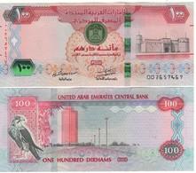 UNITED ARAB EMIRATES Newly Issued 100 Dirhams Dated 2018   Pnew    UNC - Emirats Arabes Unis