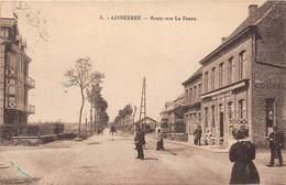 BELGIQUE - ADINKERKE - Route Vers La Panne - De Panne