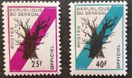 Senegal  1966-77 Official - Senegal (1960-...)
