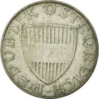 Monnaie, Autriche, 10 Schilling, 1958, TB+, Argent, KM:2882 - Autriche