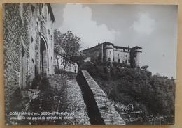 COMPIANO - PARMA - Il Castello Ed Una Delle Tre Porte Di Entrata Al Paese - Parma
