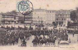 Nord - Roubaix - La Grand'Place Pendant Les Grèves - Roubaix