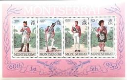Montserrat  1979 Uniform S/S - West Indies