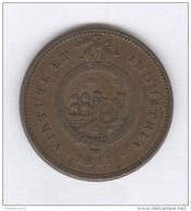 One Penny Token - Bristol And SouthWales - Virtute Et Industria - 1811 - TTB+ - 1662-1816 : Acuñaciones Antiguas Fin XVII° - Inicio XIX° S.