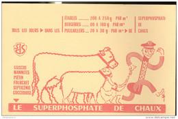 Buvard Superphosphate De Chaux - Très Bon état - Farm