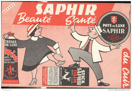 Buvard Saphir - Très Bon état - Produits Ménagers