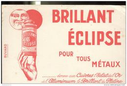 Buvard Brillante Eclipse Pour Tous Métaux - Bon état - Produits Ménagers