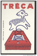 Buvard Tréca - Très Bon état - Buvards, Protège-cahiers Illustrés