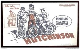Buvard Hutchinson - 20,9  X 12 Cm - Buvards, Protège-cahiers Illustrés